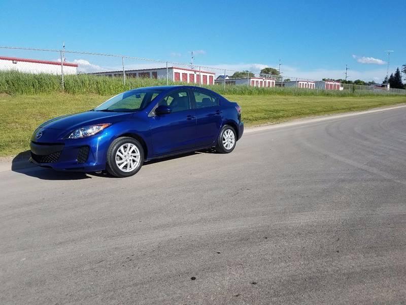 2012 Mazda MAZDA3 for sale at RUS Auto LLC in Shakopee MN