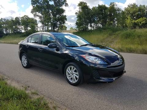 2013 Mazda MAZDA3 for sale at RUS Auto LLC in Shakopee MN