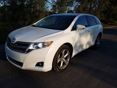 2015 Toyota Venza for sale at RUS Auto LLC in Shakopee MN