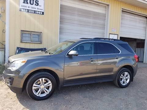 2012 Chevrolet Equinox for sale in Shakopee, MN