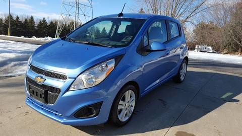 2015 Chevrolet Spark for sale at RUS Auto LLC in Shakopee MN