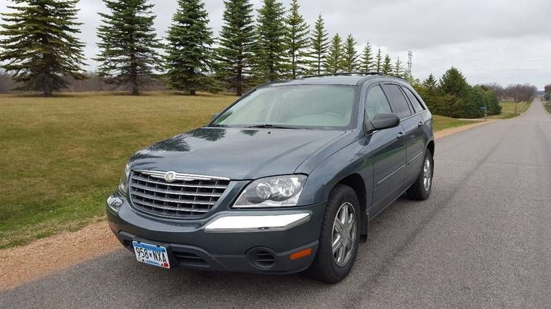 2005 Chrysler Pacifica for sale at RUS Auto LLC in Shakopee MN