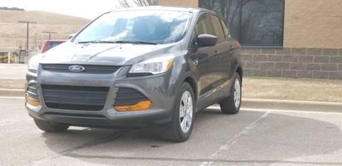 2015 Ford Escape for sale at RUS Auto LLC in Shakopee MN