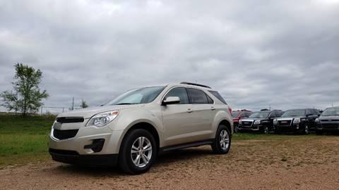 2013 Chevrolet Equinox for sale at RUS Auto LLC in Shakopee MN