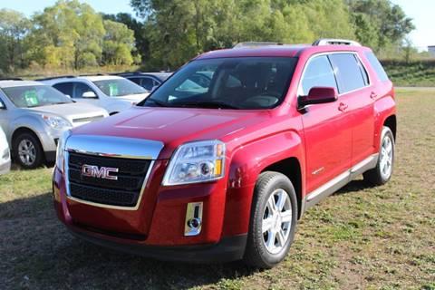 2014 GMC Terrain for sale at RUS Auto LLC in Shakopee MN