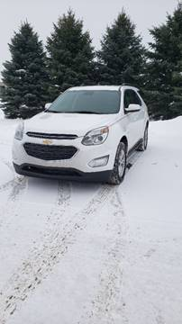 2017 Chevrolet Equinox for sale in Shakopee, MN