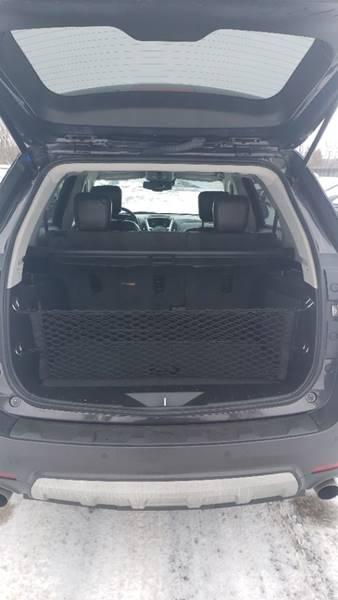 2014 Chevrolet Equinox LTZ (image 7)