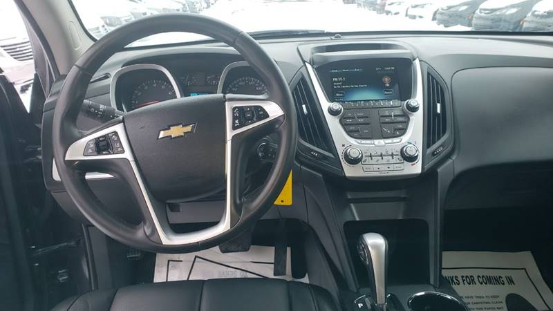 2014 Chevrolet Equinox LTZ (image 17)