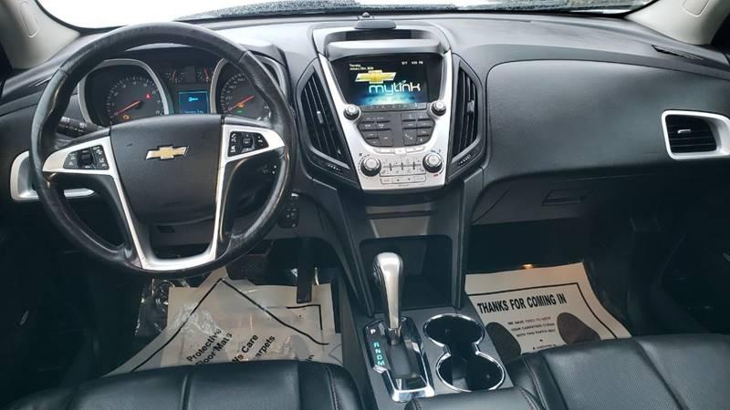 2014 Chevrolet Equinox LTZ (image 9)