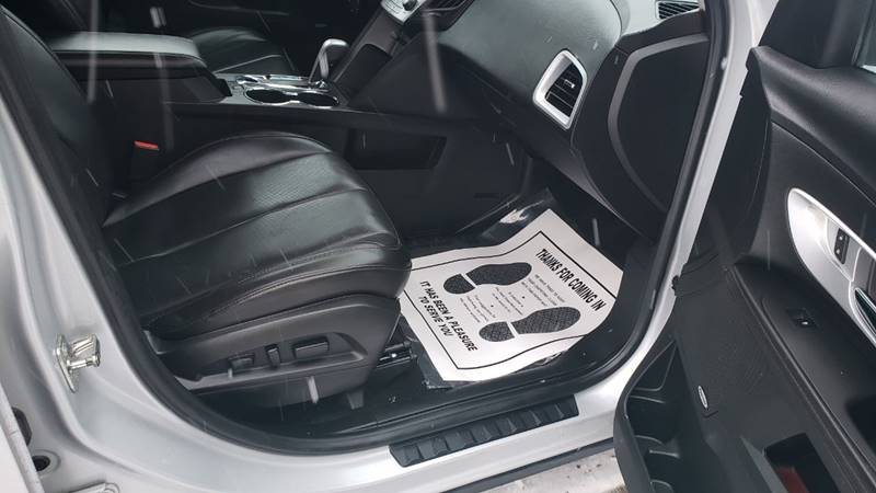 2014 Chevrolet Equinox LTZ (image 20)