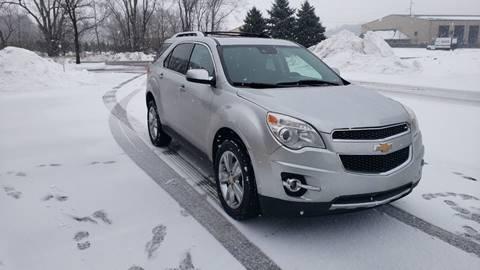2014 Chevrolet Equinox LTZ for sale at RUS Auto LLC in Shakopee MN