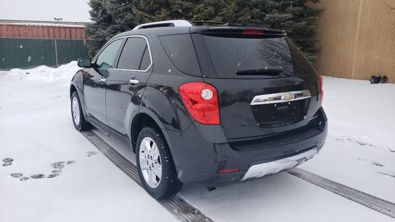 2014 Chevrolet Equinox LTZ (image 4)