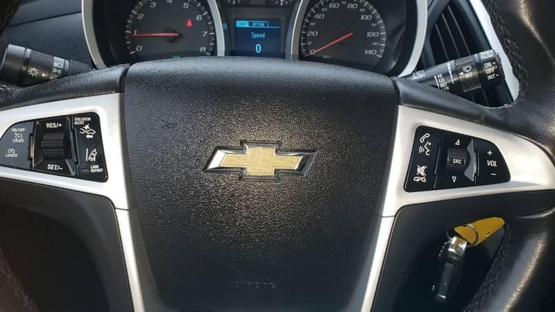 2014 Chevrolet Equinox LTZ (image 10)
