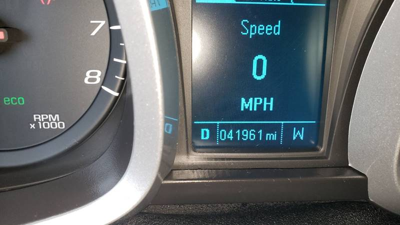 2014 Chevrolet Equinox LTZ (image 11)