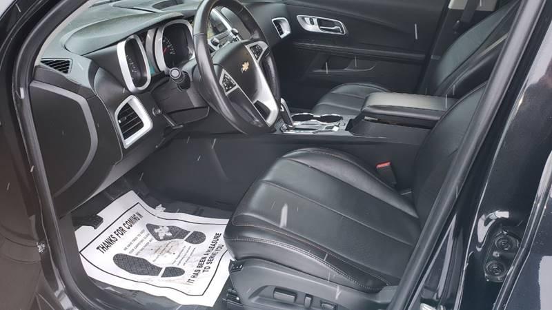 2014 Chevrolet Equinox LTZ (image 19)
