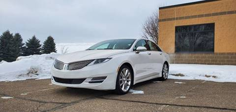 2016 Lincoln MKZ Hybrid for sale at RUS Auto LLC in Shakopee MN