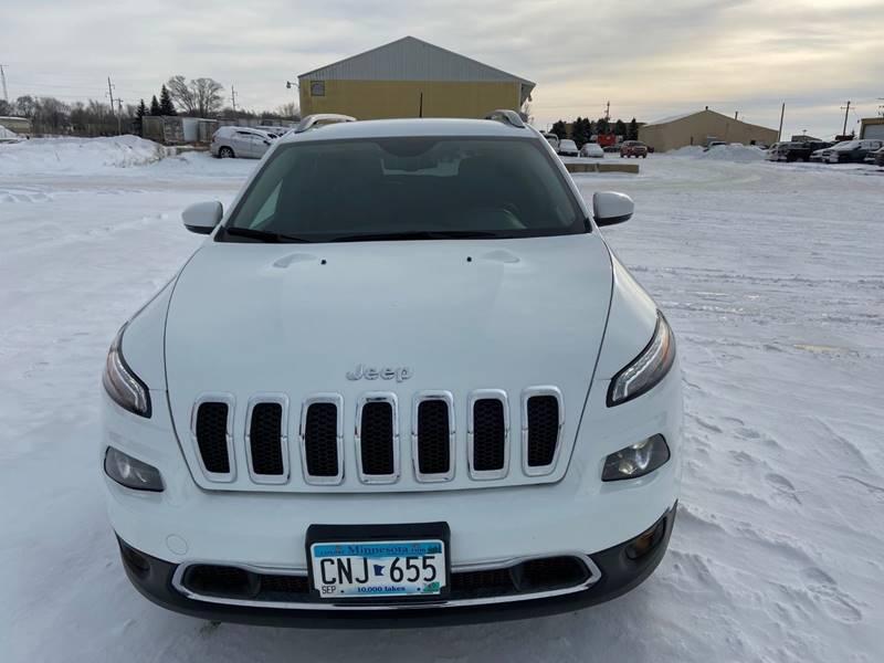 2017 Jeep Cherokee Limited (image 4)