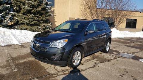 2013 Chevrolet Equinox LT for sale at RUS Auto LLC in Shakopee MN