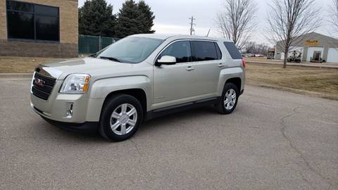 2015 GMC Terrain for sale at RUS Auto LLC in Shakopee MN