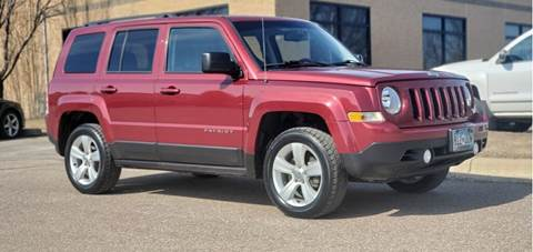 2015 Jeep Patriot Latitude for sale at RUS Auto LLC in Shakopee MN