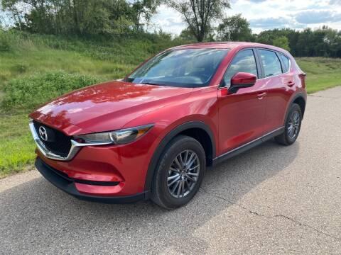2017 Mazda CX-5 for sale at RUS Auto LLC in Shakopee MN