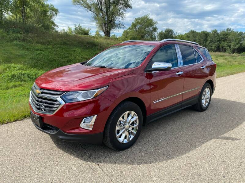 2018 Chevrolet Equinox for sale at RUS Auto LLC in Shakopee MN