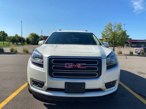 2015 GMC Acadia for sale at RUS Auto LLC in Shakopee MN