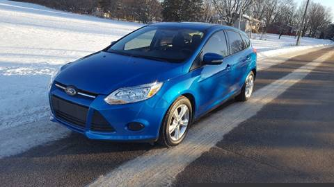 2013 Ford Focus for sale at RUS Auto LLC in Shakopee MN