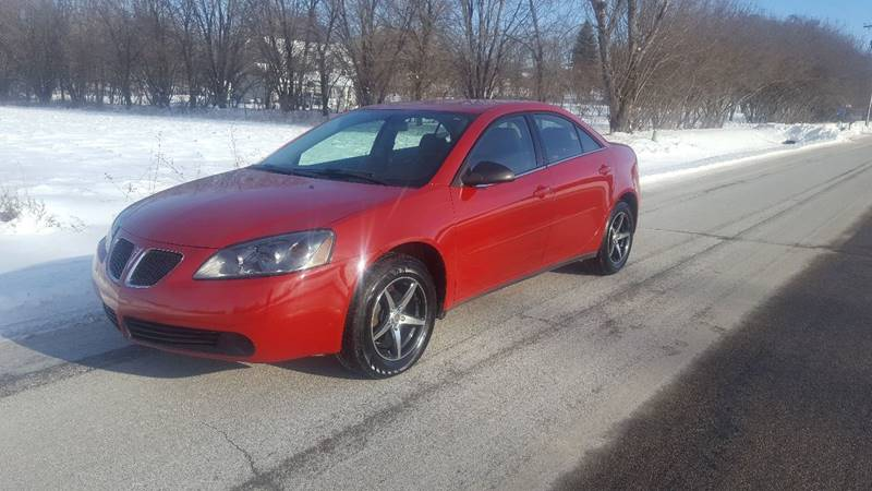 2006 Pontiac G6 for sale at RUS Auto LLC in Shakopee MN