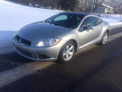 2012 Mitsubishi Eclipse for sale at RUS Auto LLC in Shakopee MN