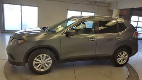 2016 Nissan Rogue for sale at RUS Auto LLC in Shakopee MN