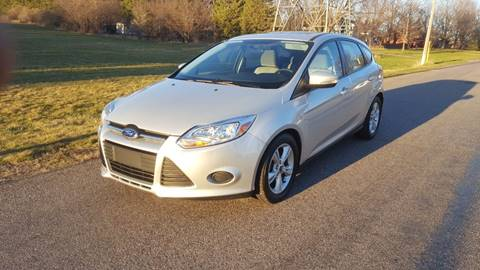 2014 Ford Focus for sale at RUS Auto LLC in Shakopee MN