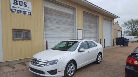2012 Ford Fusion for sale in Shakopee, MN