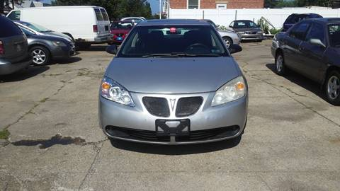 2005 Pontiac G6 for sale in Cleveland OH