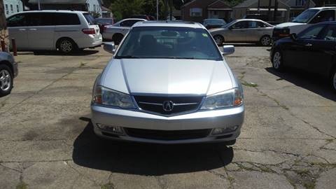 2002 Acura TL for sale in Cleveland OH