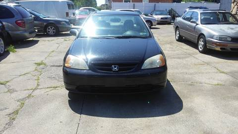 2002 Honda Civic for sale in Cleveland, OH