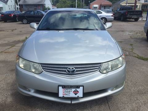 2002 Toyota Camry Solara for sale in Cleveland, OH