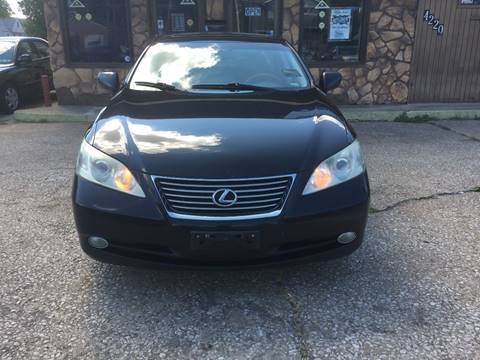 2007 Lexus ES 350 for sale in Cleveland, OH