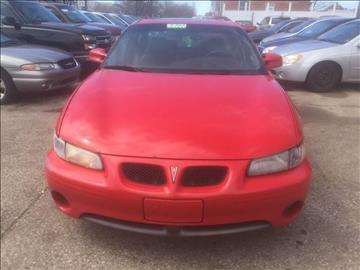 2002 Pontiac Grand Prix for sale in Cleveland, OH