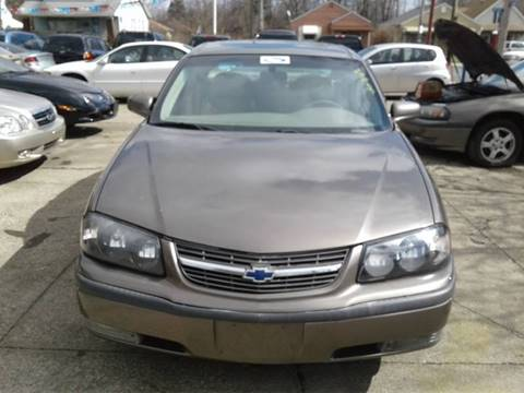 2003 Chevrolet Impala for sale in Cleveland, OH