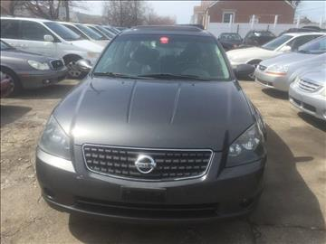 2005 Nissan Altima for sale in Cleveland OH