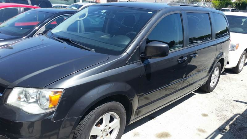 2012 Dodge Grand Caravan for sale at KK Car Co Inc in Lake Worth FL