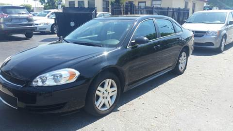 2013 Chevrolet Impala for sale in Lake Worth, FL