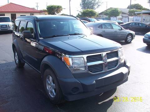 Dodge nitro for sale carsforsale 2007 dodge nitro for sale in lake worth fl sciox Image collections
