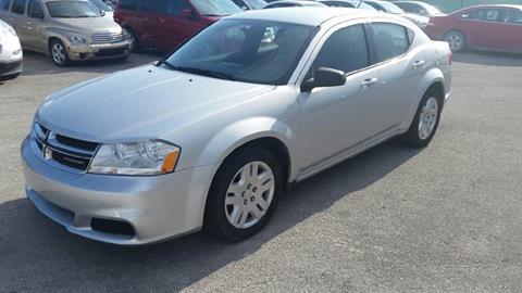 2012 Dodge Avenger for sale at KK Car Co Inc in Lake Worth FL