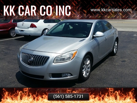 2013 Buick Regal for sale in Lake Worth, FL