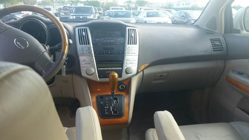 2007 Lexus RX 350 4dr SUV - Lake Worth FL