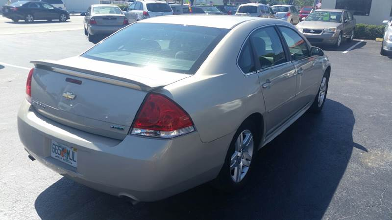 2012 Chevrolet Impala LT Fleet 4dr Sedan - Lake Worth FL