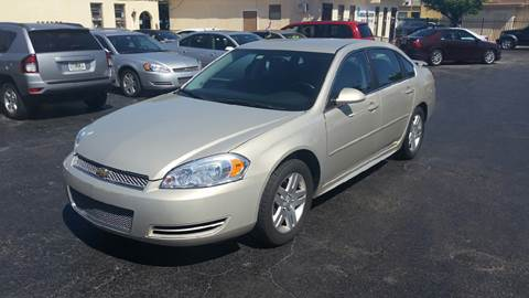 2012 Chevrolet Impala for sale in Lake Worth, FL
