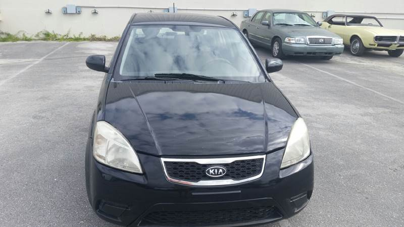 2011 Kia Rio LX 4dr Sedan - Lake Worth FL